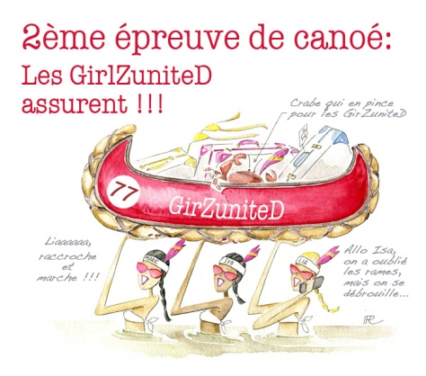 girlzunited canoe2