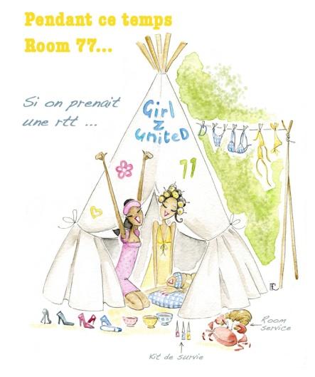 girlzunited tente